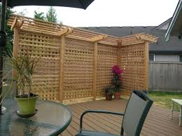 Privacy Screen Ideas For Backyard by Deck Outdoor Knotty Pine Vintage Outdoor Privacy Screen Deck