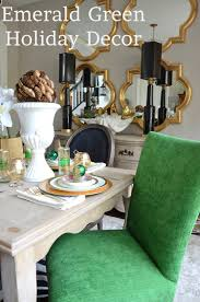 Emerald Green Home Decor by Amanda Carol Interiors