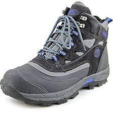 s khombu boots size 9 amazon com khombu s fleet hiker terrain weather boots