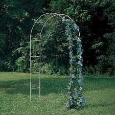 garden archway trellis home outdoor decoration