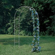 garden arch trellis home outdoor decoration