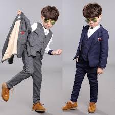 boys light blue dress pants children suit baby boys suits kids blazer boys formal suit for