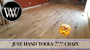 how to install solid hardwood flooring with tools white oak
