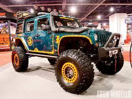 jeep forward control sema jeep wranglers from sema google search need pinterest