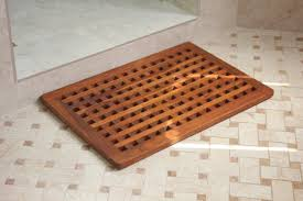 the luxury of a teak shower mat teak patio furniture world 24