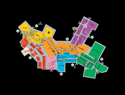 mall map for sawgrass mills a simon mall located at