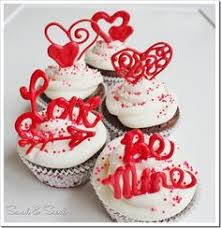 personalised chocolate cupcakes valentines day gifts s day cake s day desserts