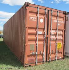 2003 triton hc40 03b shipping container item k3900 sold