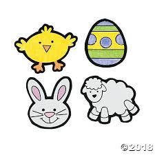 fuzzy easter your own fuzzy easter magnets