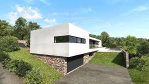 villa d architecte contemporaine maison contemporaine aix en provence bouches du rhône