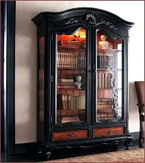 tall bookcase with glass doors bookcase with glass doors and drawers bookcase with doors and