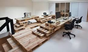 bureau palette bois fabriquer un bureau en palette palette europe u ides pour en