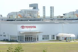 site da toyota toyota vai paralisar produção por causa de terremoto no japão