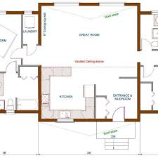 small home floor plans open living large in a small home house plans and more smaller homes