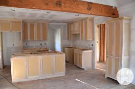 Painting Kitchen Cabinets Blog New Kitchen Cabinets Of The Flip House