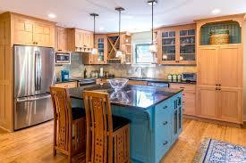 oak kitchen cabinets a comeback 2016 kitchen trends arbor builders