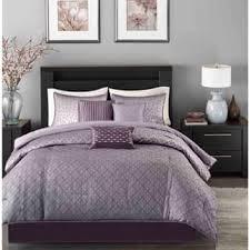 Purple Ruffle Comforter Purple Comforter Sets For Less Overstock Com