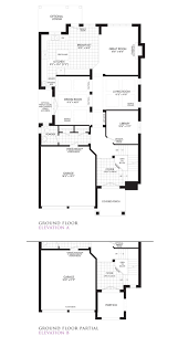 balmoral floor plan zancor home builder with new homes for sale in king city