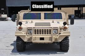 armored humvee banks 6 5l humvee autoblog