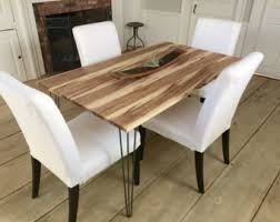 Live Edge Wormy Maple Dining Table By RusticHouseInteriors On Etsy - Maple kitchen table