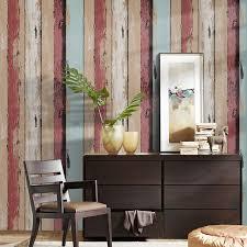 self adhesive wallpaper blue haokhome wood panel peel and stick wallpaper 23 6 x 19 7ft dk