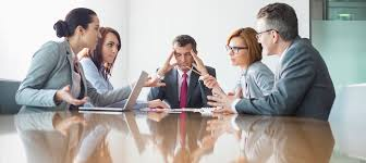 how to avoid conflicts between groups at work the fast track