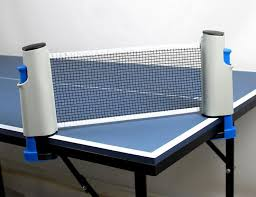 portable table tennis table 2018 retractable table tennis portable net kit replacement