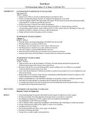 best resume format 2015 dock warehouse team leader resume sles velvet jobs