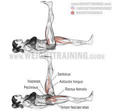 Leg Raise On Bench Lying Alternating Leg Raise Instructions And Video Weight