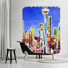 Curtains Seattle Brayden Studio Markus Bleichner Terrones Neon Shimmering Seattle