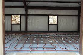 the slab on grade installation diy radiant floor heating