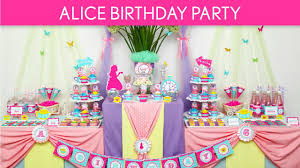 Alice In Wonderland Inspired Home Decor Alice In Wonderland Birthday Party Ideas Wonderland Tea Party