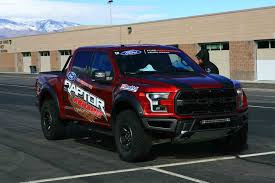 Ford Raptor Race Truck - ford f 150 raptor at ford performance racing 75 motor trend