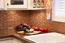kitchen copper backsplash tin kitchen backsplash ideas of tin kitchen