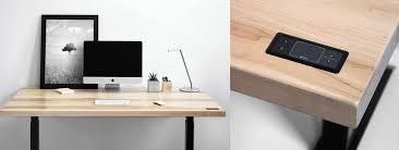bureau ajustable travaillez debout et assis grâce à ces bureaux ajustables et