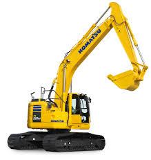 komatsu rolls out 6 new hydraulic excavators 2 dozers and an