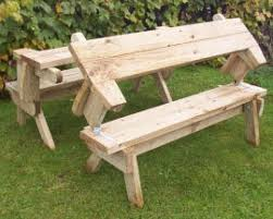 Make Your Own Picnic Table Bench by 14 Best Folding Picnic Tables Images On Pinterest Picnic Tables