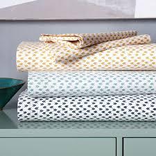 Sheet Bedding Sets Organic Harmony Sheet Set West Elm