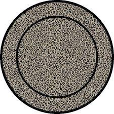 leopard area rug spotted leopard rug animal print area rugs 8 10