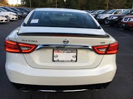 maxima nissan white 2017 nissan maxima sr midnight edition pearl white nissan of