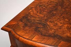 Schreibtisch Tisch Antiker Nussbaum Schreibtisch Tisch