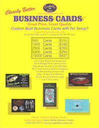 500 Business Cards For Free New Page 5