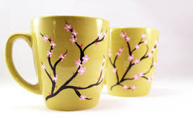 outstanding hand painted mugs 143 hand painted coffee mugs ideas