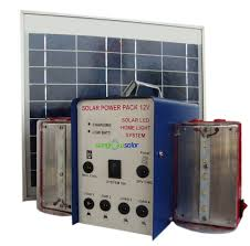 Solar Home Lighting System - solar home lighting system sun glow solar solutions