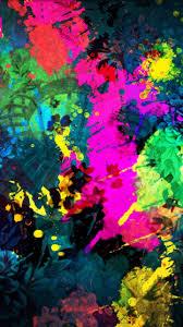 colorful paint splattersamsung wallpaper download free samsung