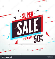 sale special offer discount baner stock vector 408241828