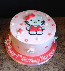 hello kitty for katarzyna party sweets cake decorating