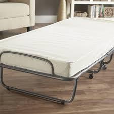 Walmart Rollaway Beds by Innerspace Perlato Folding Rollaway Twin Size Guest Bed Walmart Com