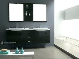 Double Bathroom Vanity 60 Vanities Floating Double Bathroom Vanity 60 Double Sink Floating