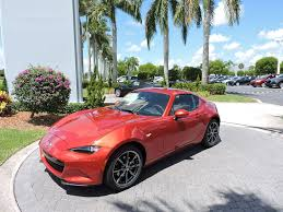 2017 new mazda mx 5 miata rf grand touring manual at royal palm